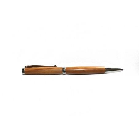 Stylo à bille en Olivier, stylo en bois plein de symbolique