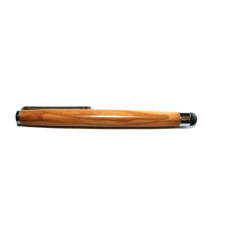 Stylet pour tablette tactile (Ipad,galaxy tab,xoom...) en bois d'olivier