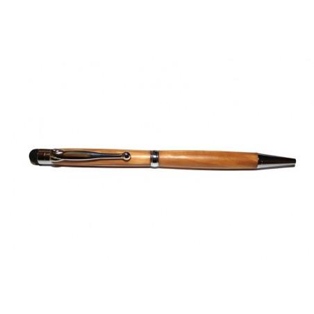 Stylo/Stylet : stylo à bille et stylet pour tablette tactile ou smartphone en Olivier